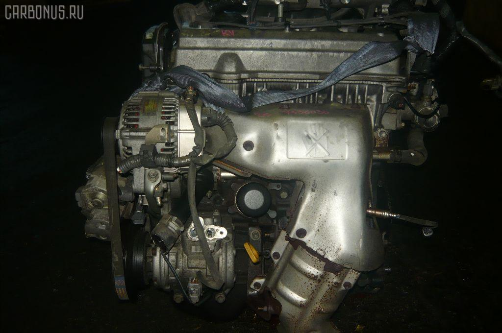 Двигатель TOYOTA CORONA PREMIO ST215 3S-FE. Фото 11