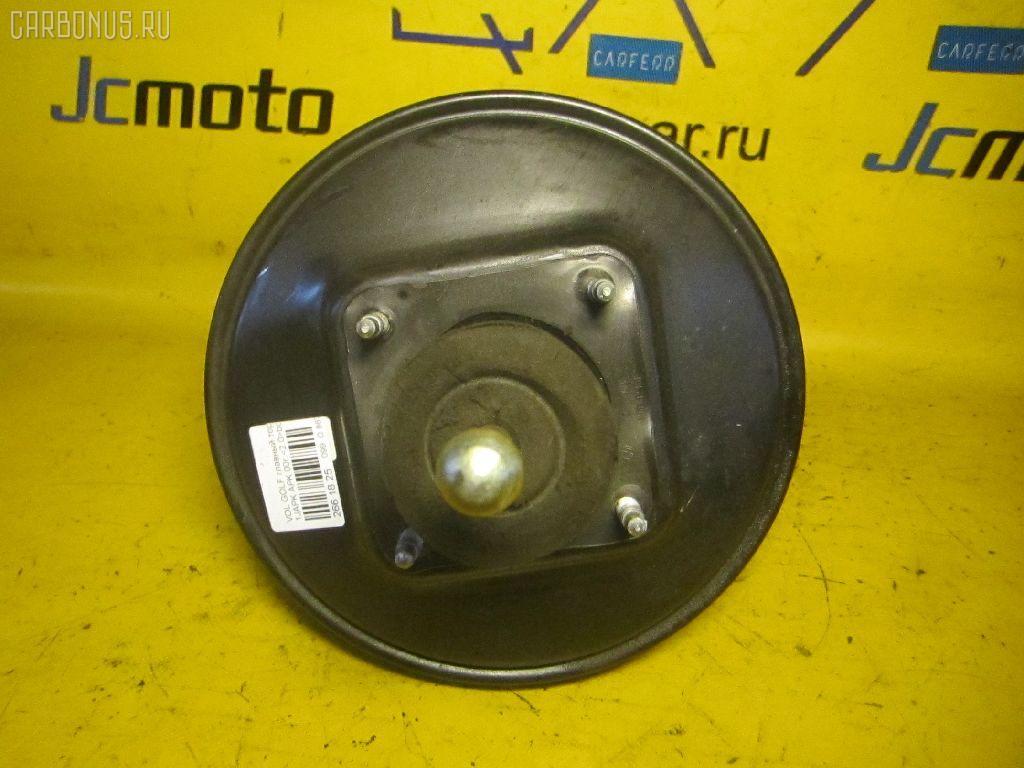 Главный тормозной цилиндр VOLKSWAGEN GOLF IV 1JAPK APK. Фото 5