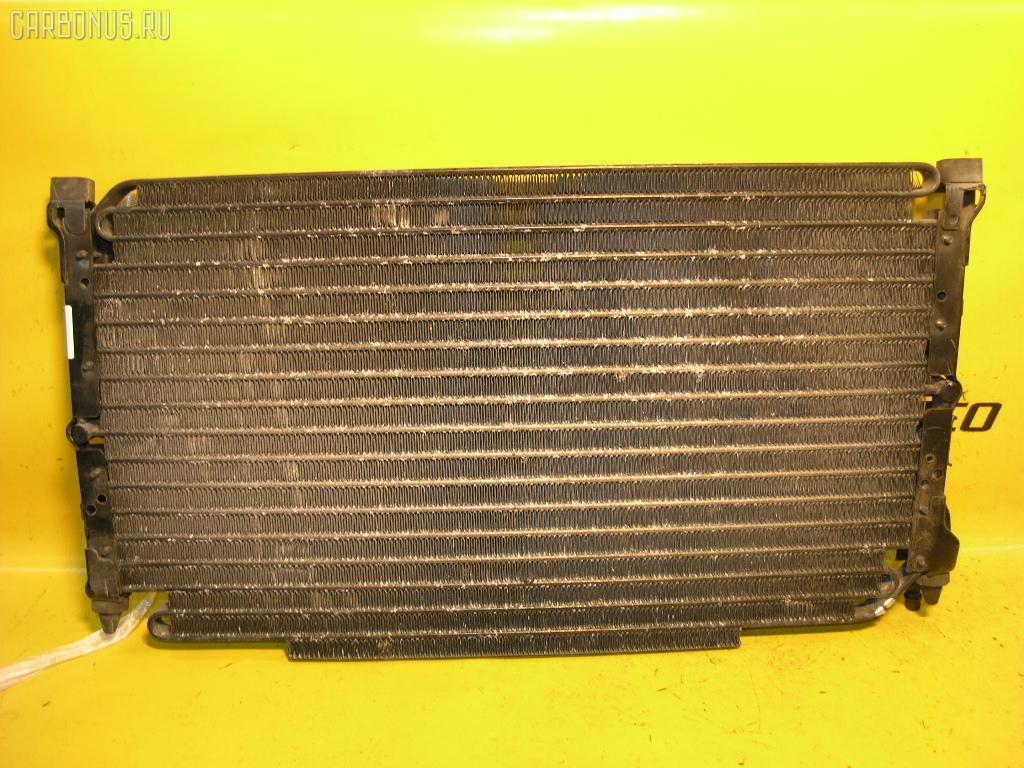 Радиатор кондиционера TOYOTA MARK II GX81 1G-FE. Фото 3