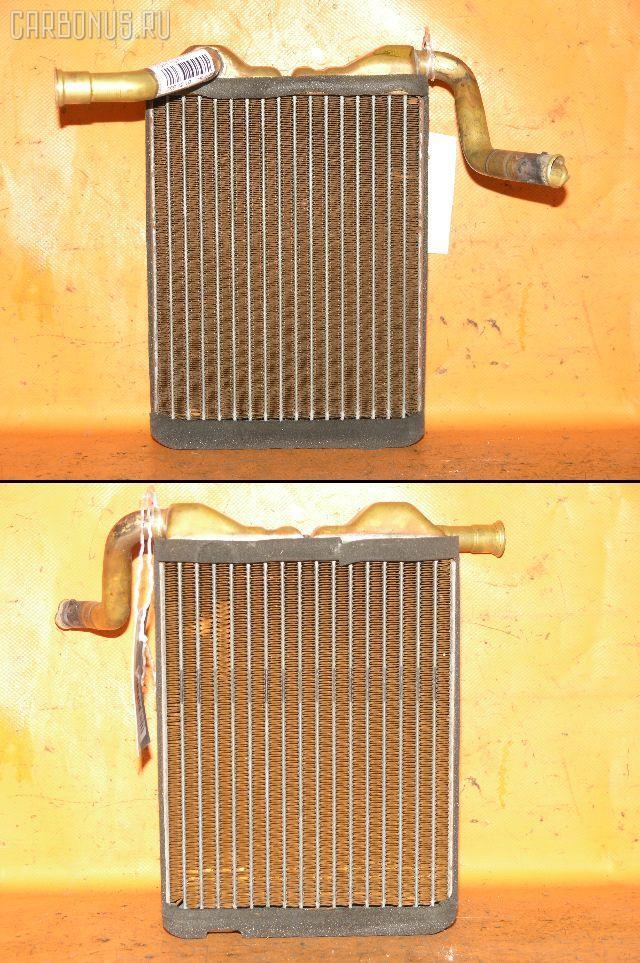 Радиатор печки TOYOTA MARK II GX81 1G-FE. Фото 3