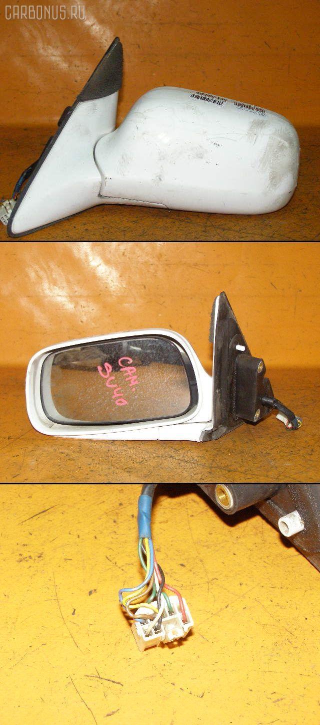 Зеркало двери боковой TOYOTA CAMRY SV40. Фото 3