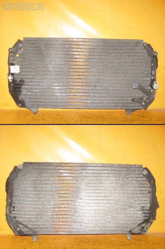 Радиатор кондиционера TOYOTA CAMRY SV40 4S-FE. Фото 4