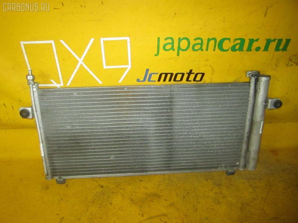Радиатор кондиционера NISSAN CUBE ANZ10 CGA3DE. Фото 6