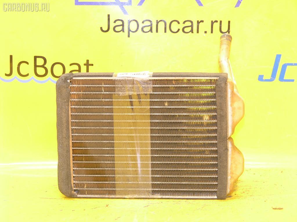 Радиатор печки TOYOTA MARK II GX90 1G-FE. Фото 1