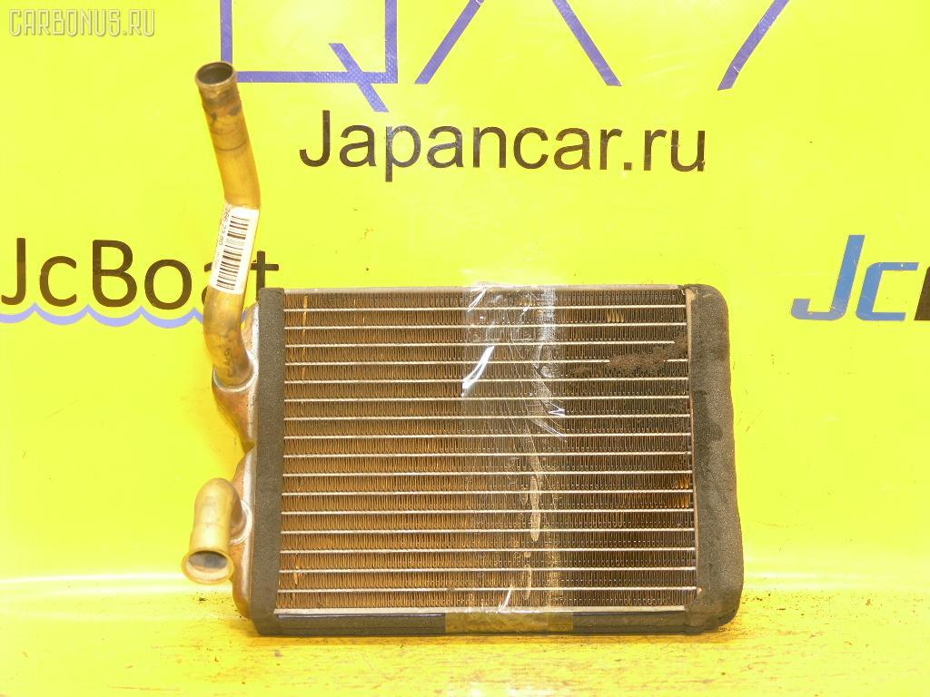 Радиатор печки TOYOTA MARK II GX90 1G-FE. Фото 2