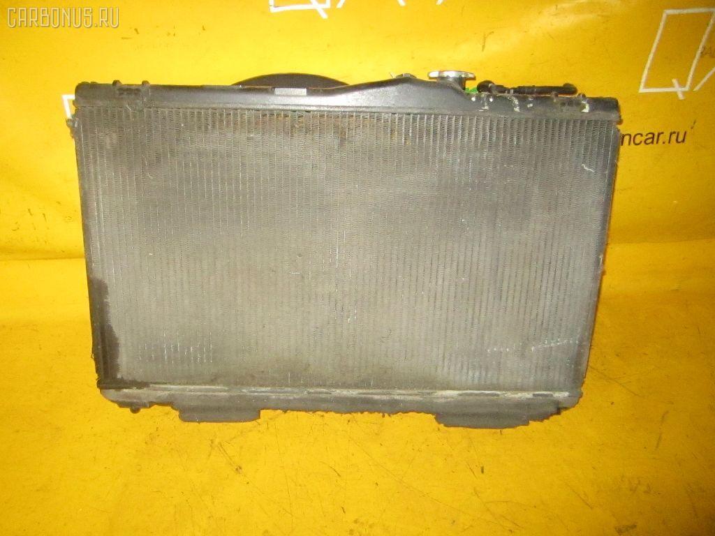 Радиатор ДВС TOYOTA MARK II GX90 1G-FE. Фото 11