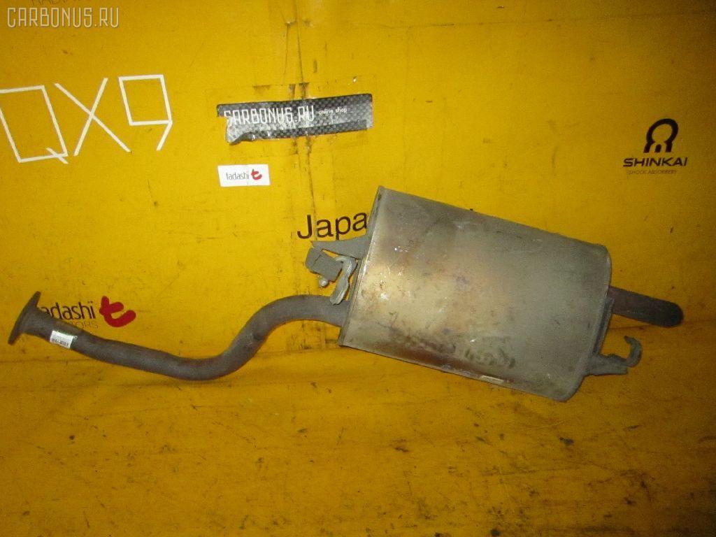 Глушитель TOYOTA MARK II GX90 1G-FE. Фото 1