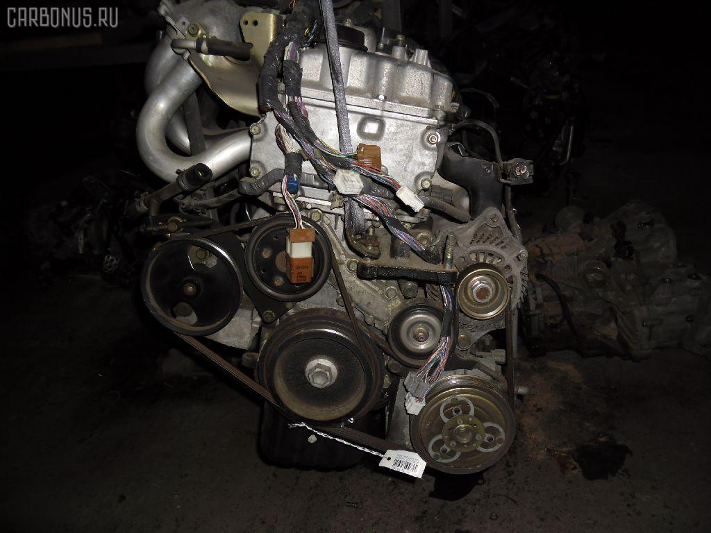 Двигатель NISSAN WINGROAD WHNY11 QG18DE. Фото 9