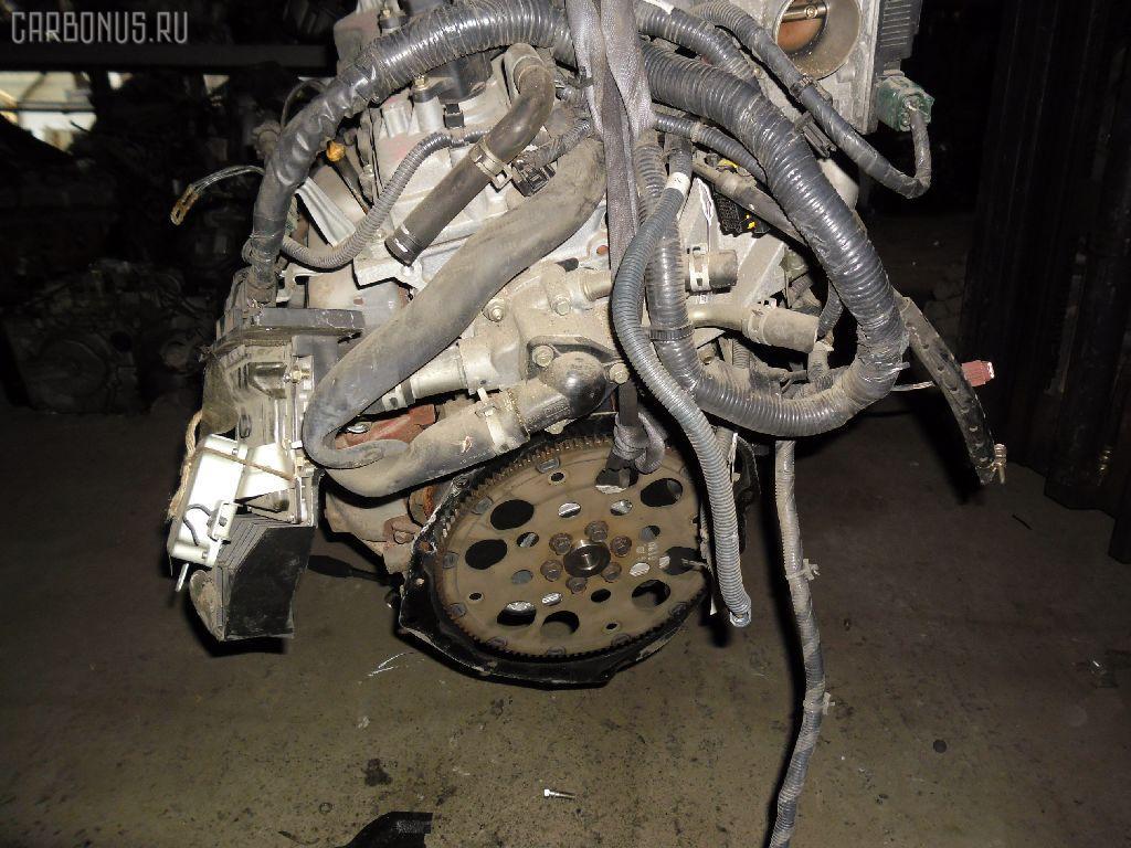 Двигатель NISSAN WINGROAD WHNY11 QG18DE. Фото 11