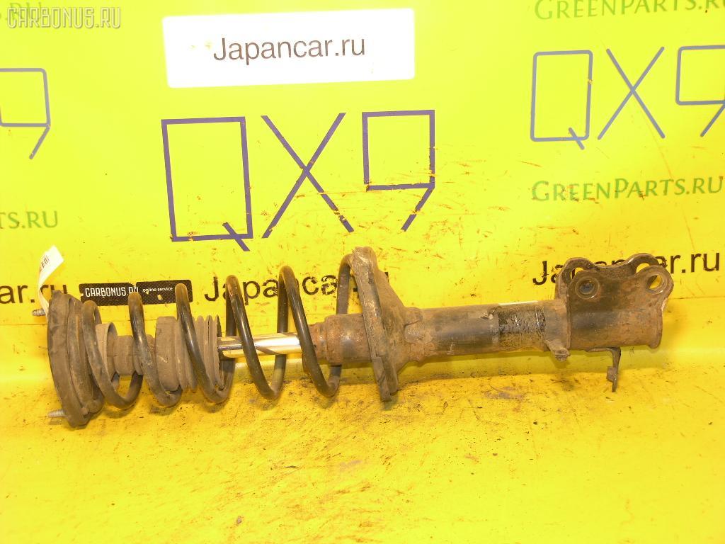 Стойка амортизатора TOYOTA ST215 3S-FE. Фото 10