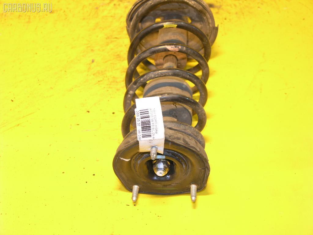 Стойка амортизатора TOYOTA ST215 3S-FE. Фото 11