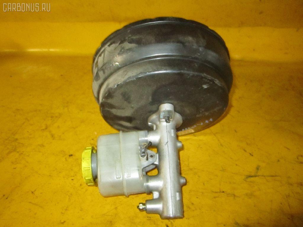 Главный тормозной цилиндр NISSAN WINGROAD WHNY11 QG18DE. Фото 5