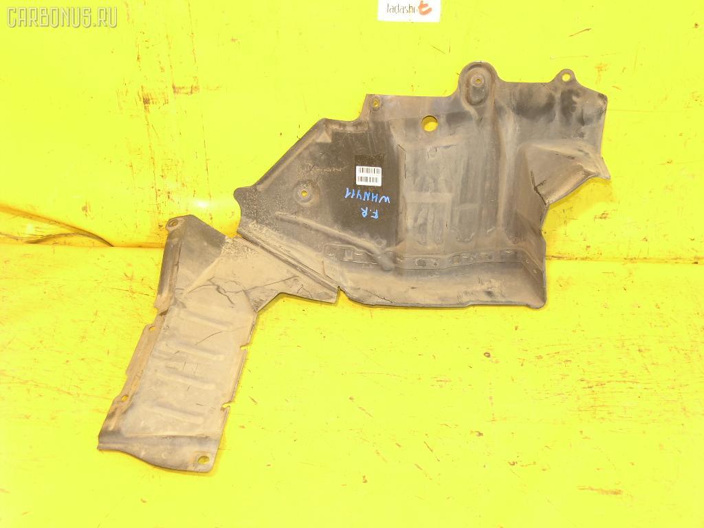 Защита двигателя NISSAN WINGROAD WHNY11 QG18DE. Фото 3