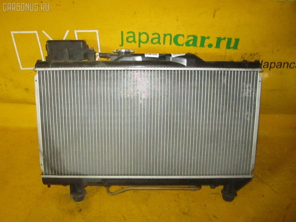 Радиатор ДВС TOYOTA CORONA ST191 3S-FE. Фото 4