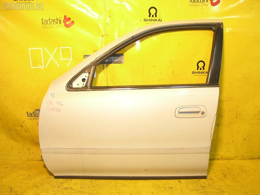 Дверь боковая TOYOTA CRESTA GX90. Фото 1