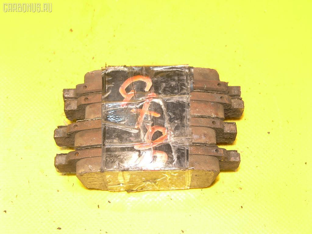 Тормозные колодки TOYOTA CRESTA GX90 1G-FE. Фото 7
