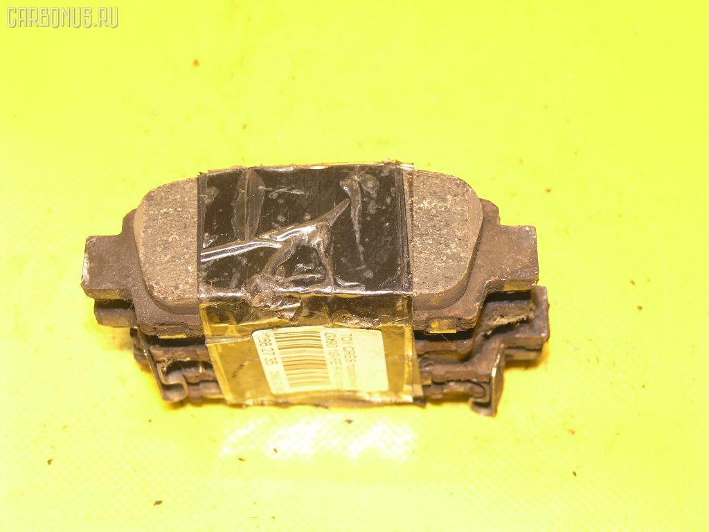 Тормозные колодки TOYOTA CHASER GX90 1G-FE. Фото 8