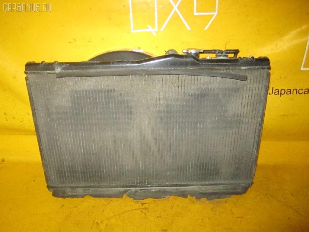 Радиатор ДВС TOYOTA CRESTA GX90 1G-FE. Фото 1
