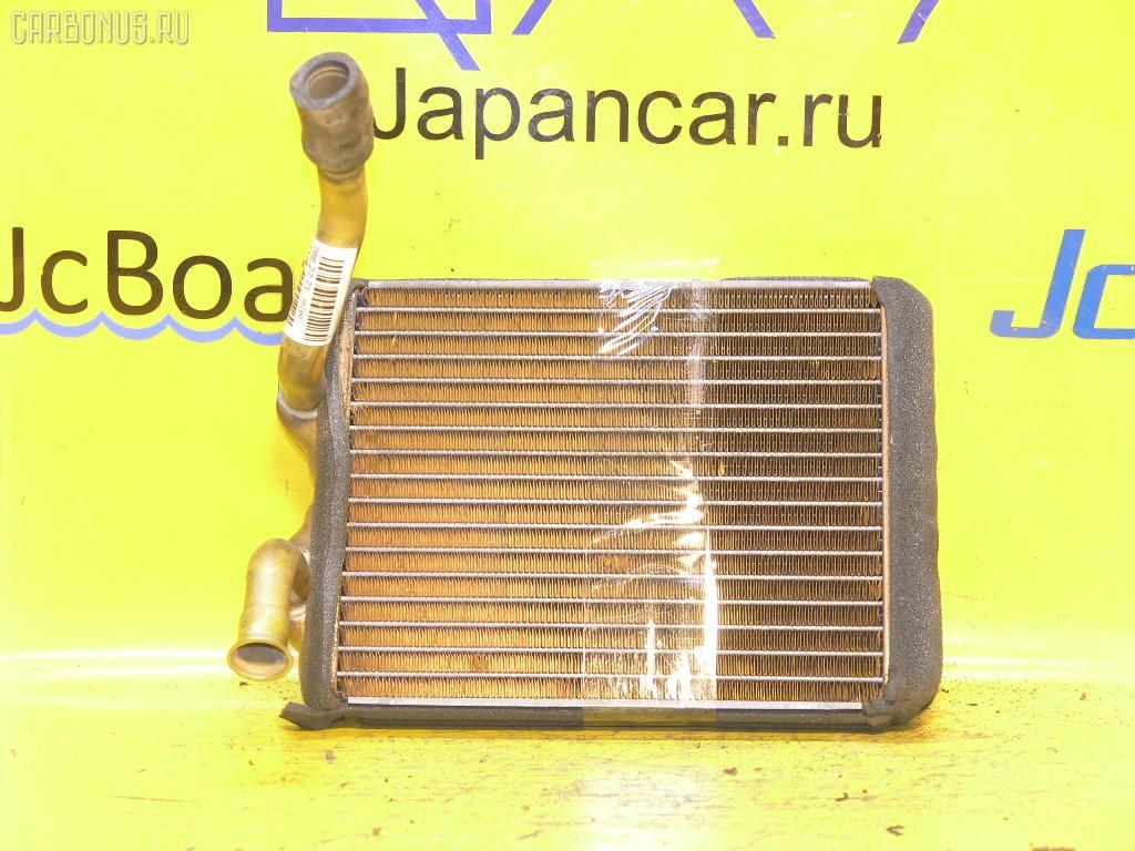 Радиатор печки TOYOTA CRESTA GX90 1G-FE. Фото 1