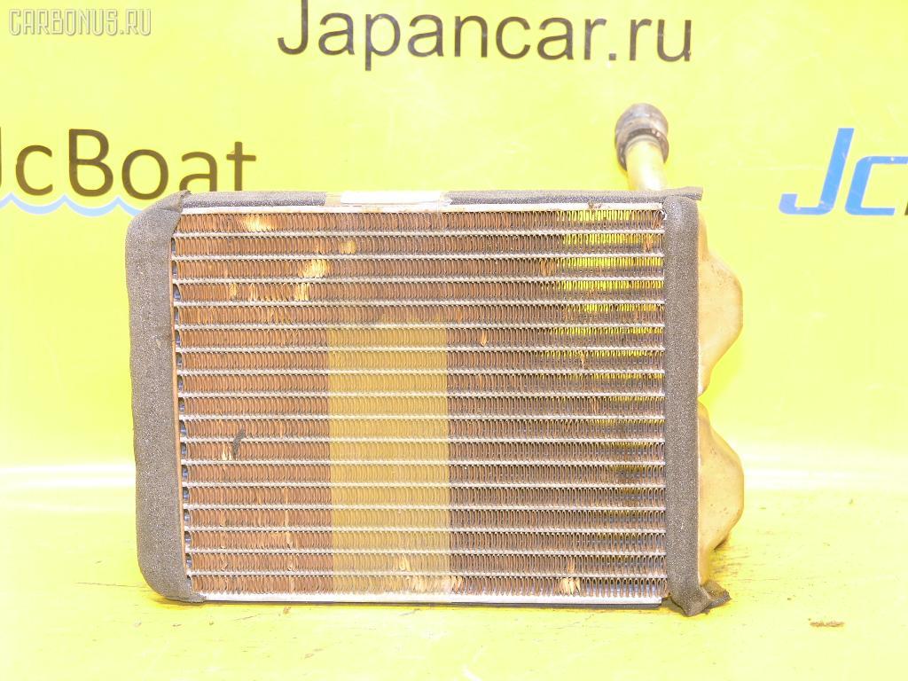 Радиатор печки TOYOTA CRESTA GX90 1G-FE. Фото 2