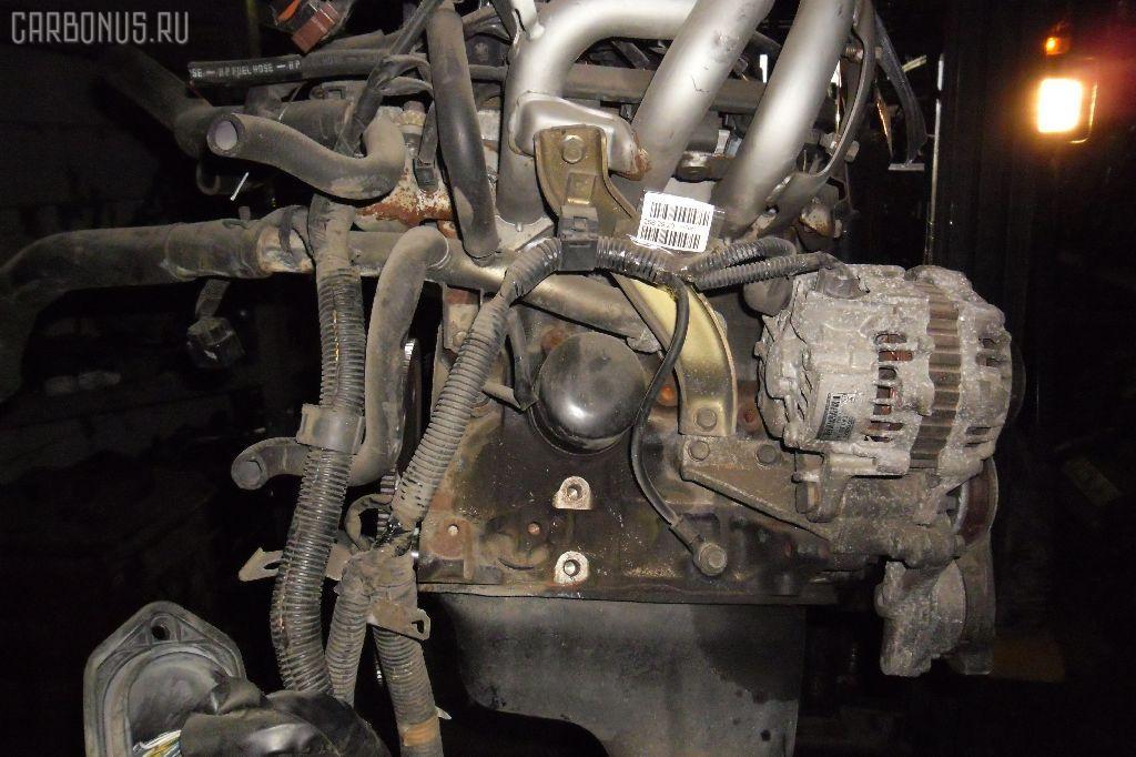Двигатель MITSUBISHI EK WAGON H81W 3G83. Фото 3