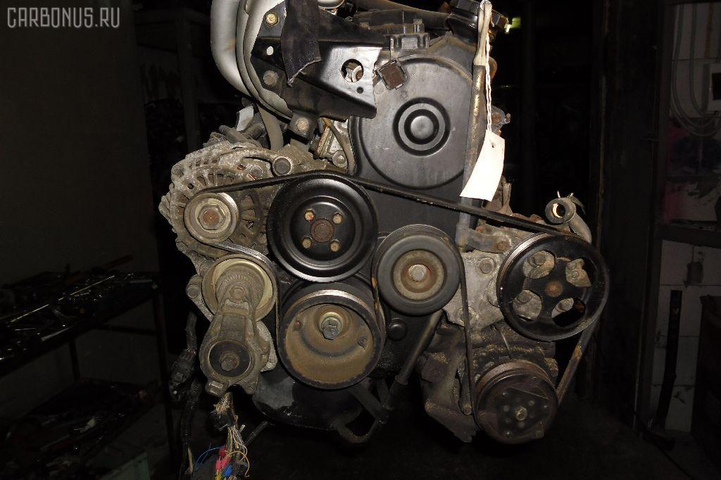 Двигатель MITSUBISHI EK WAGON H81W 3G83. Фото 4