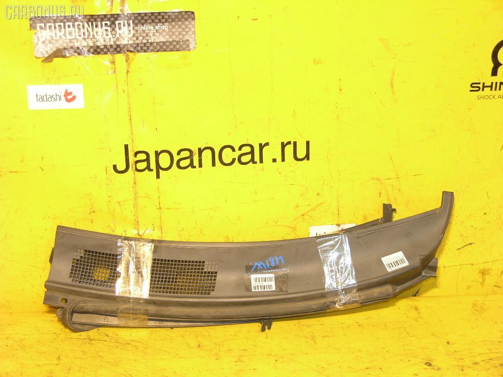 Решетка под лобовое стекло MITSUBISHI EK SPORT H81W. Фото 1