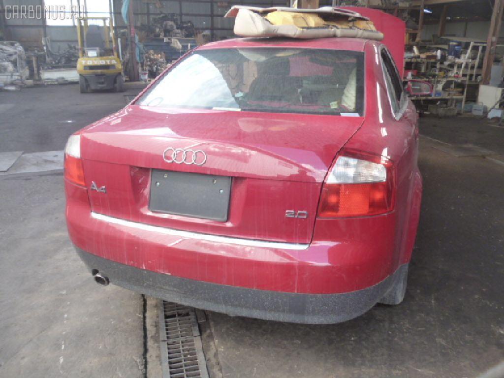 Знак аварийной остановки AUDI A4 8EALT 2002.11 VAG 4B5860251E 2WD 4D Фото 4