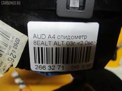 Спидометр Audi A4 8EALT ALT Фото 7