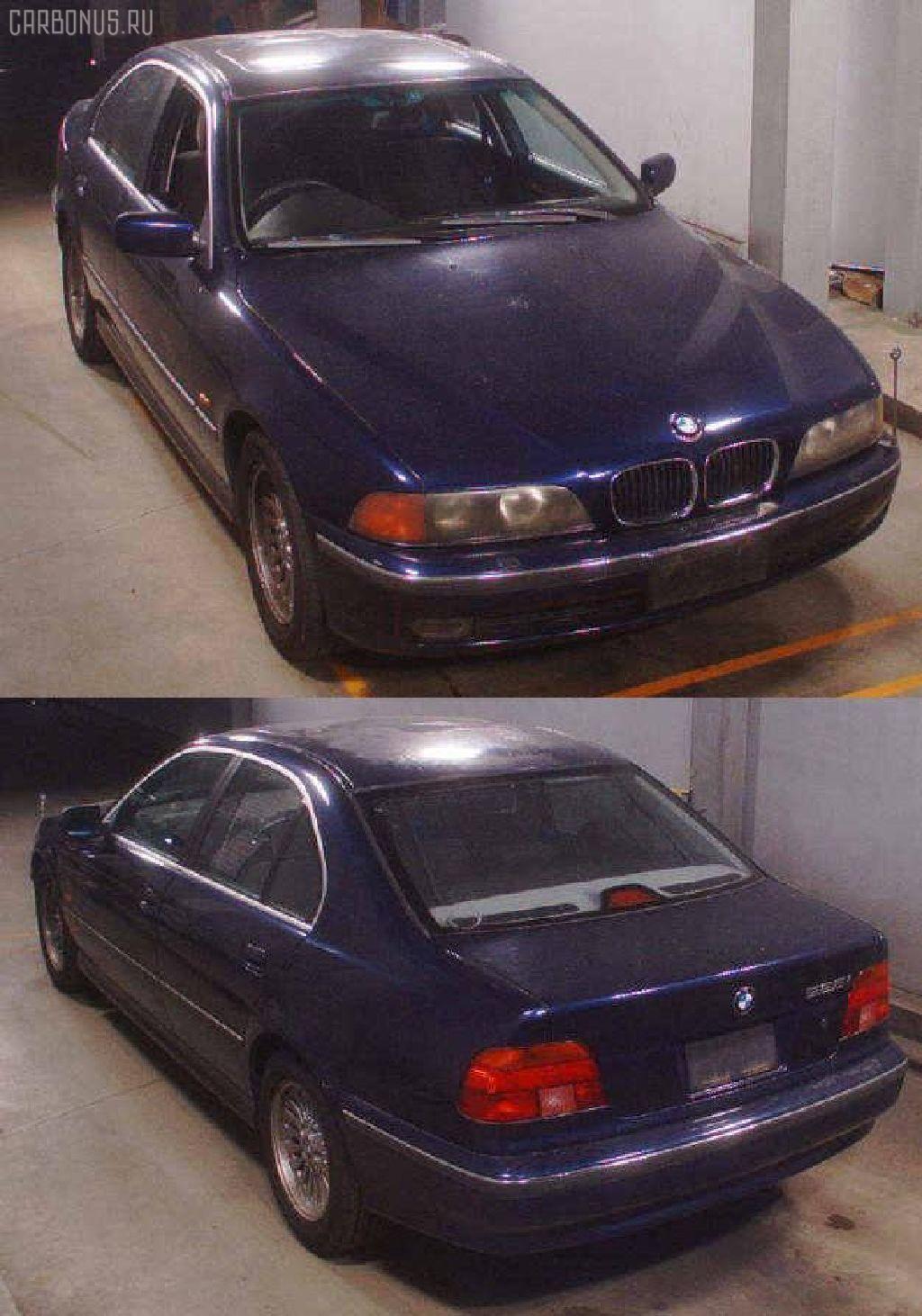 Переключатель поворотов BMW 5-SERIES E39-DD62 Фото 3