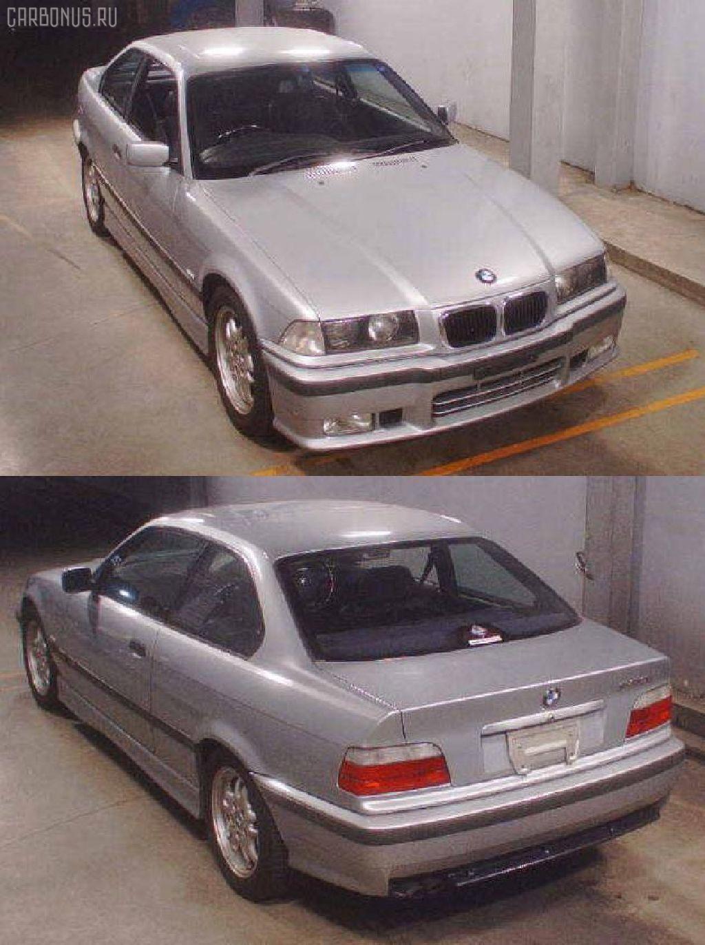 Радиатор кондиционера BMW 3-SERIES E36-CD28 M52-286S1 Фото 3