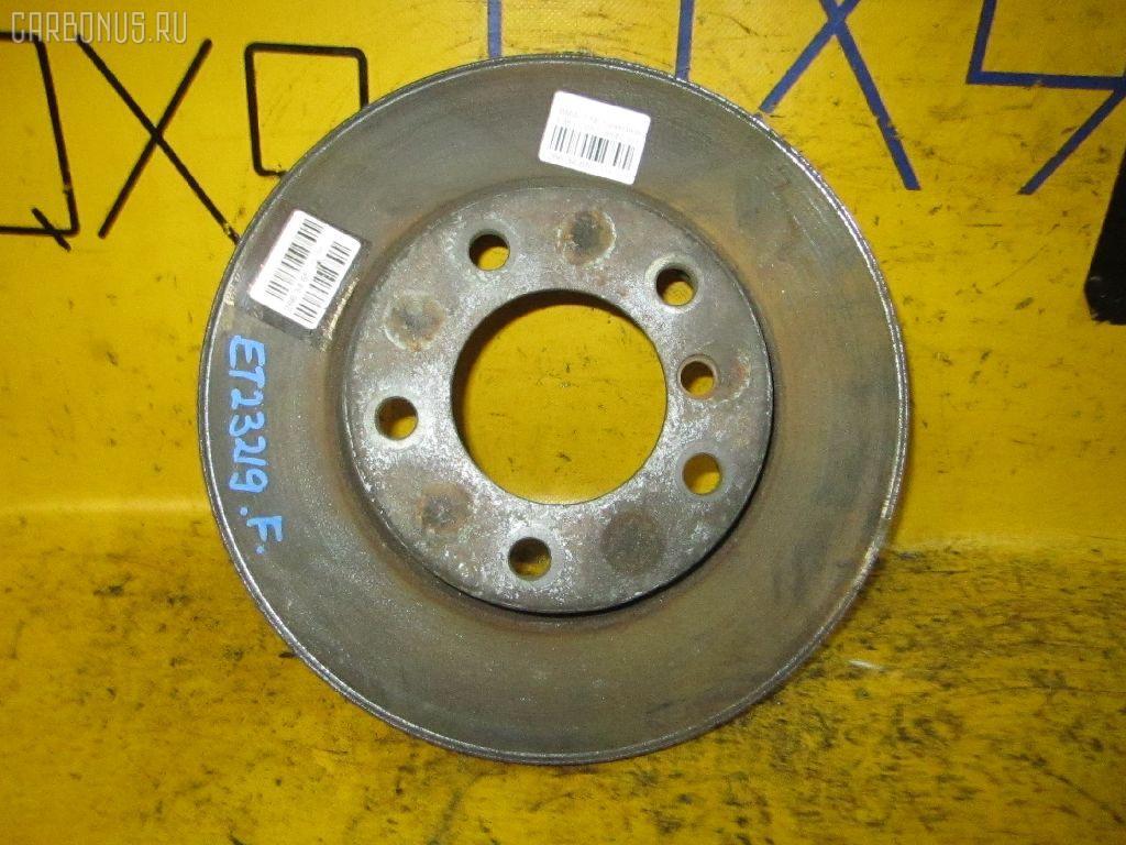 Тормозной диск BMW 3-SERIES E46-AV22 M54-226S1. Фото 2