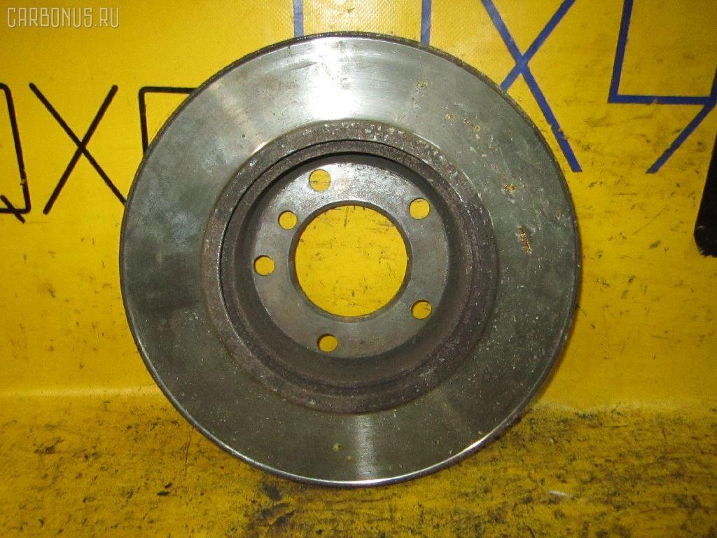 Тормозной диск BMW 3-SERIES E46-AV22 M54-226S1. Фото 3