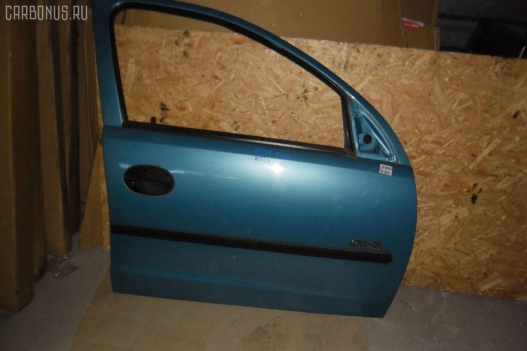 Дверь боковая OPEL VITA W0L0XCF68 Фото 7