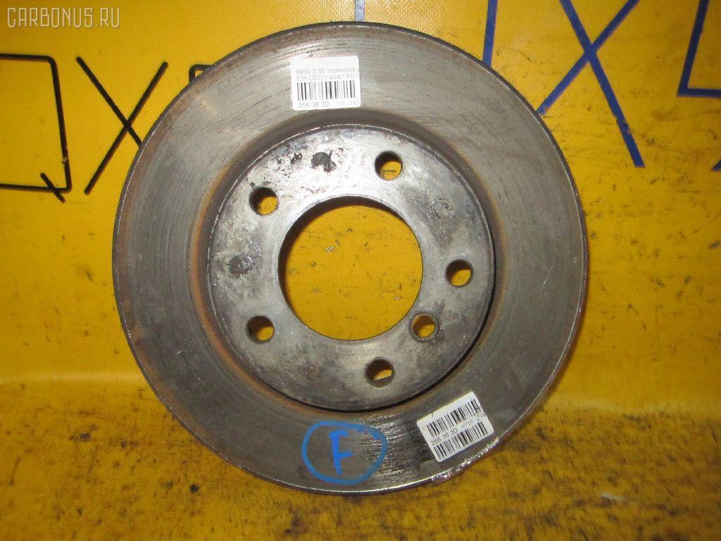 Тормозной диск BMW 3-SERIES E46-AV22 M54-226S1. Фото 4