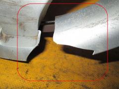 Колпак MERCEDES-BENZ C-CLASS  W203.035 Фото 3