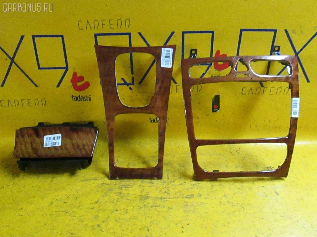Консоль магнитофона MERCEDES-BENZ C-CLASS  W203.035. Фото 1