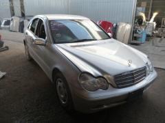 Защита двигателя Mercedes-benz C-class  W203.035 111.951 Фото 4