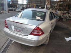 Защита двигателя Mercedes-benz C-class  W203.035 111.951 Фото 5