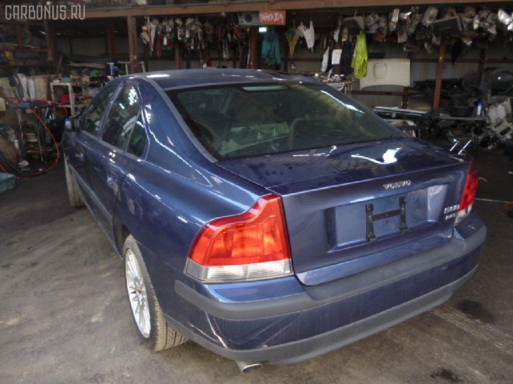 Решетка под лобовое стекло VOLVO S60 I RS Фото 5