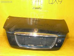Крышка багажника Rover 75 RJ25 Фото 1