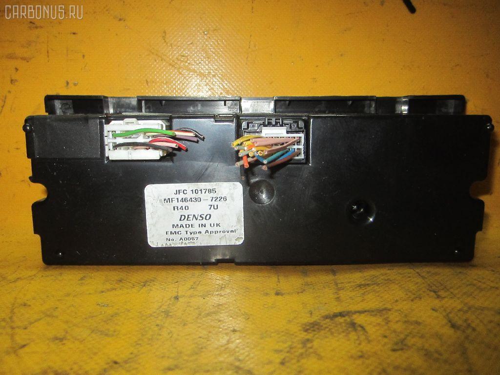 Блок управления климатконтроля ROVER 75 RJ25 25K4F. Фото 2