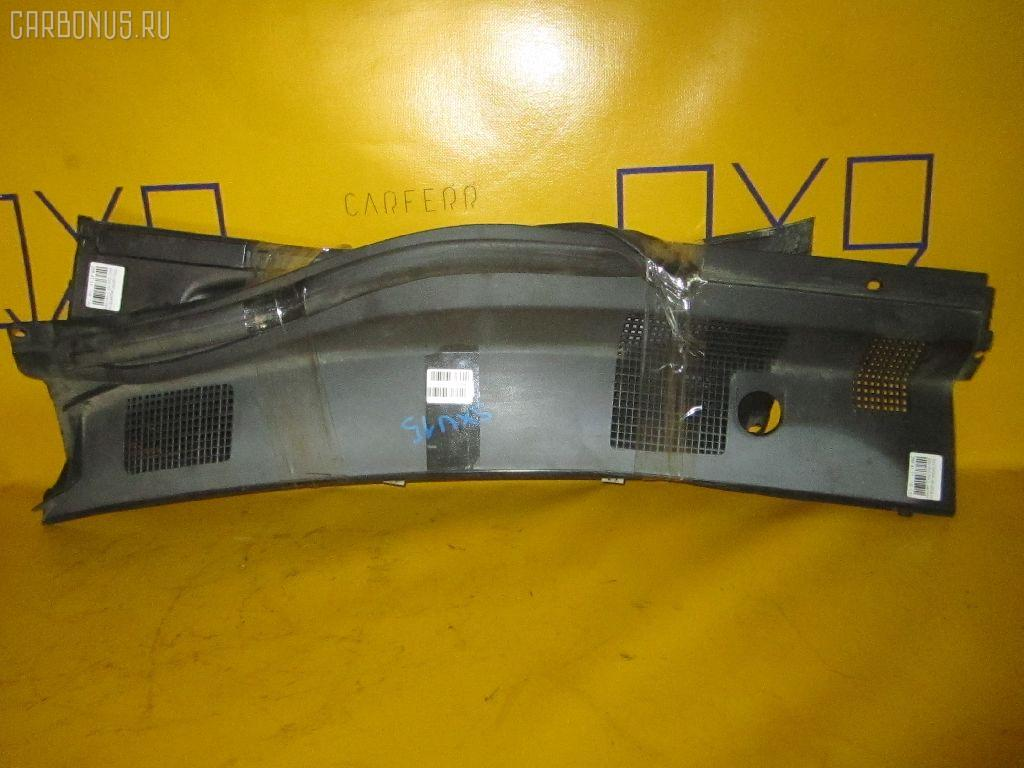Решетка под лобовое стекло Toyota Harrier SXU15W Фото 1