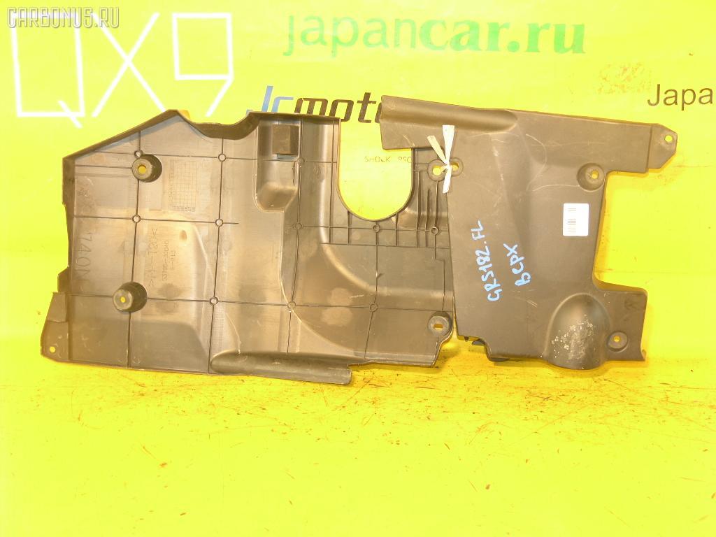 Кожух ДВС Toyota Crown GRS182 3GR-FSE Фото 1