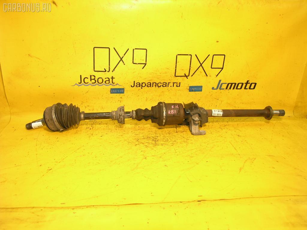 Привод HONDA ODYSSEY RB1 K24A. Фото 3