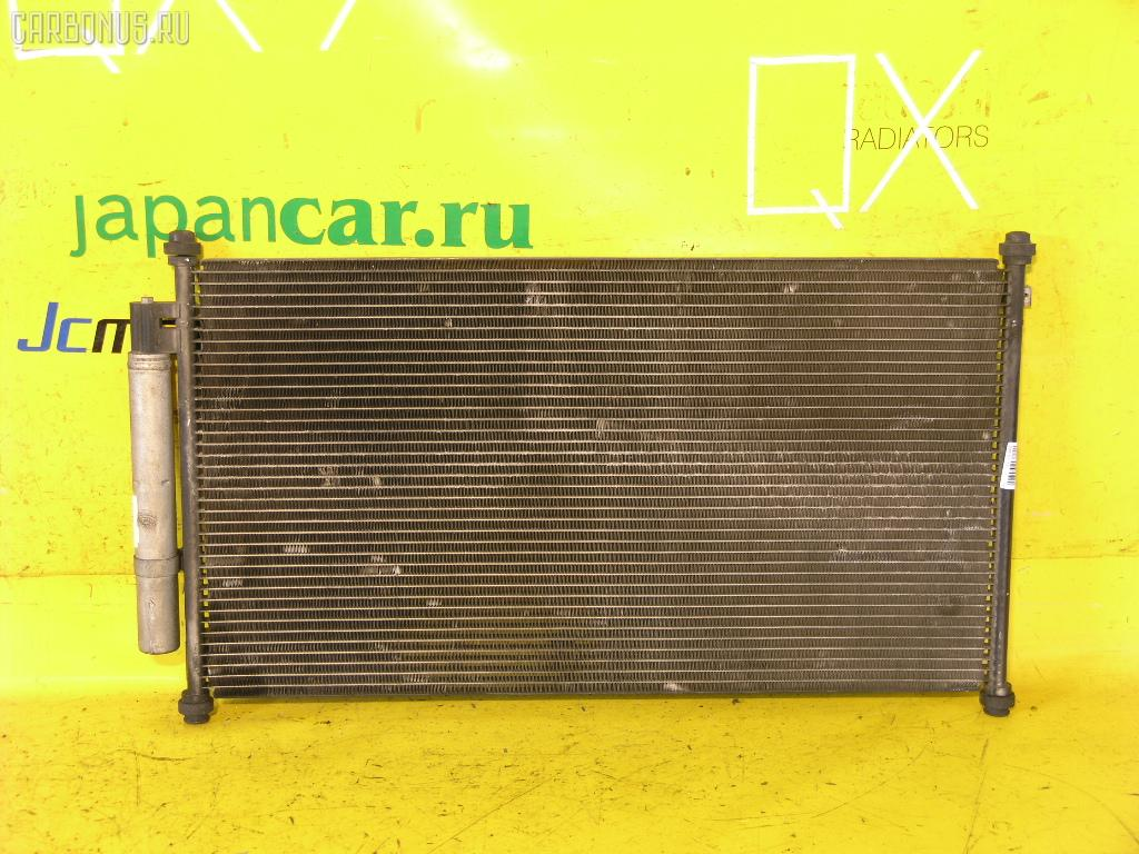 Радиатор кондиционера HONDA FIT ARIA GD8 L15A. Фото 4