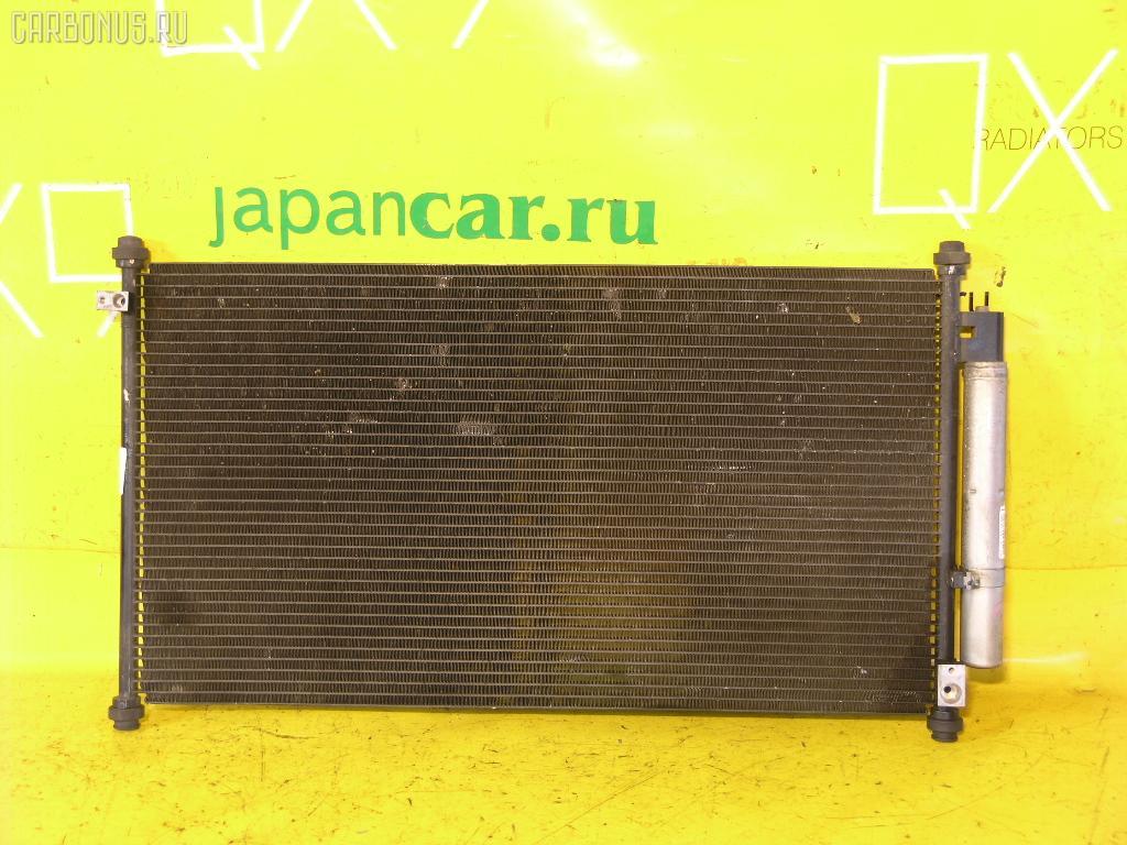 Радиатор кондиционера HONDA FIT ARIA GD8 L15A. Фото 5