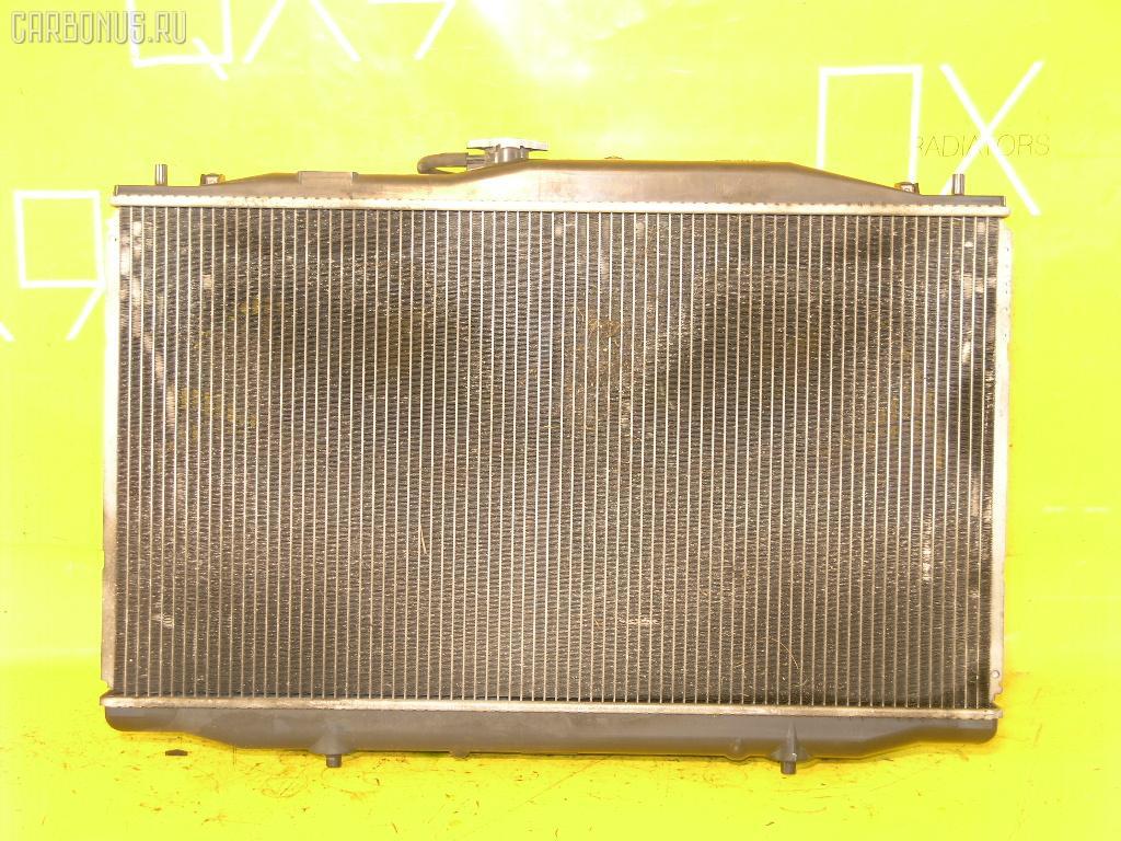 Радиатор ДВС HONDA ACCORD WAGON CM2 K24A. Фото 2