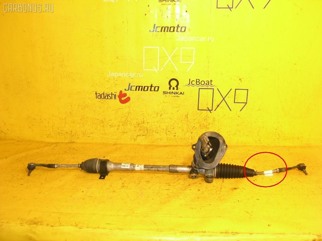 Рулевая рейка TOYOTA PASSO KGC10 1KR-FE. Фото 4