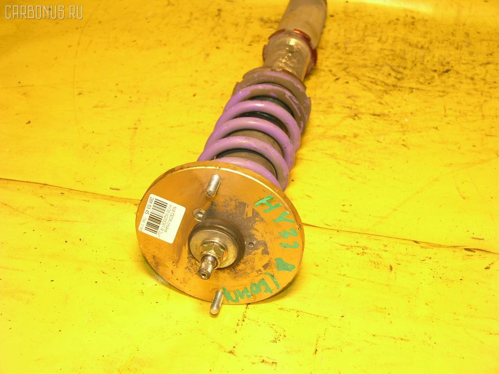 Стойка амортизатора NISSAN CEDRIC HY33 VQ30DET. Фото 6